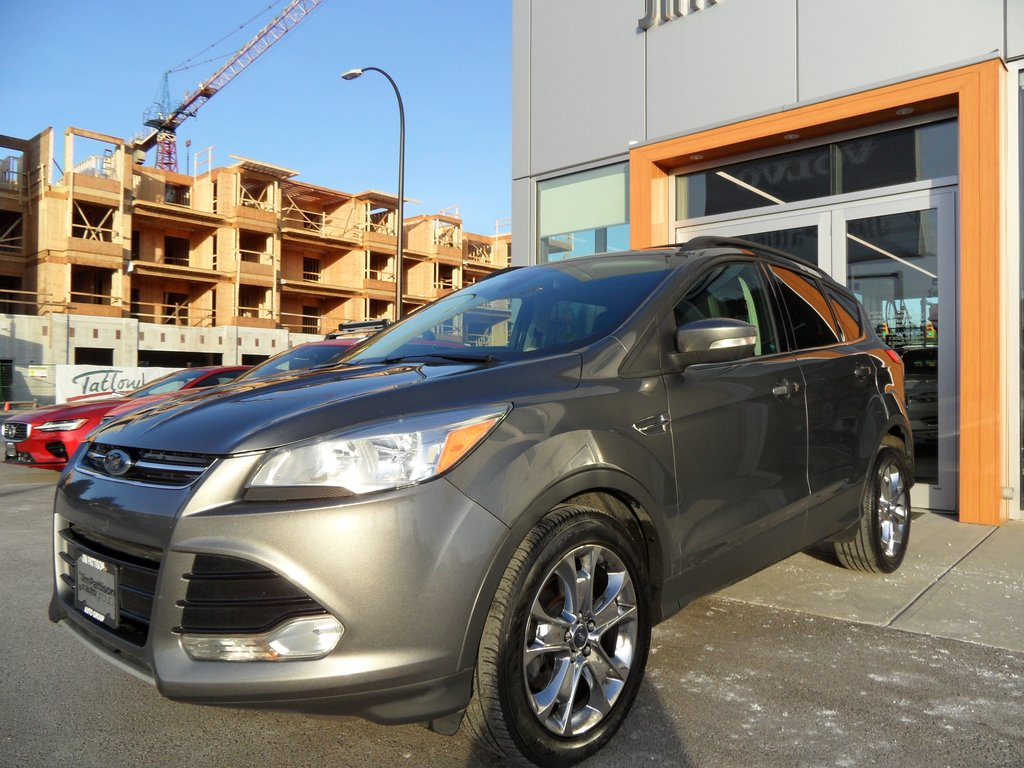 Pre-Owned 2013 Ford Escape SEL / Leather / Panoramic Sunroof