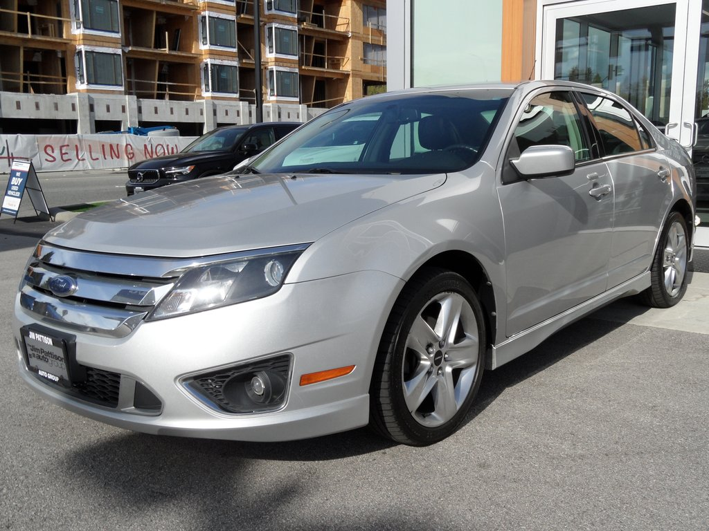 Pre-Owned 2010 Ford Fusion Sport 3.5L V6