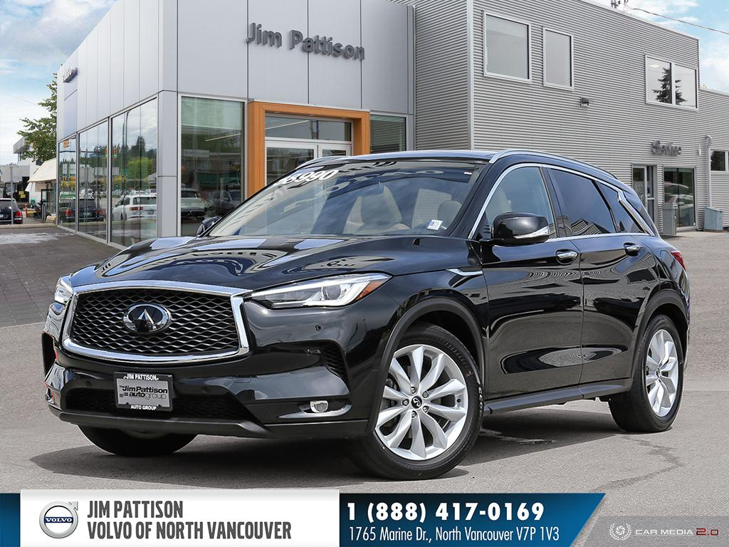Pre-Owned 2019 INFINITI QX50 Sensory - LOCAL - ONE OWNER - NO ACCIDENTS