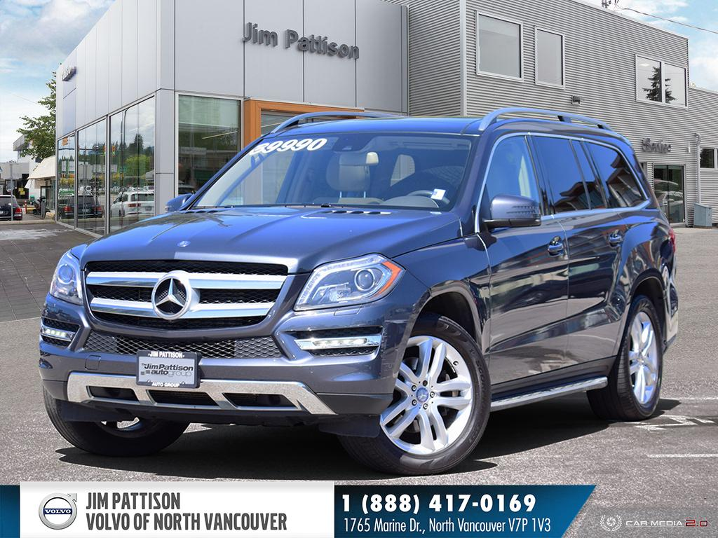 Pre-Owned 2014 Mercedes-Benz GL GL350 BlueTEC - LOCAL - ONE OWNER - WINTER WHEEL P