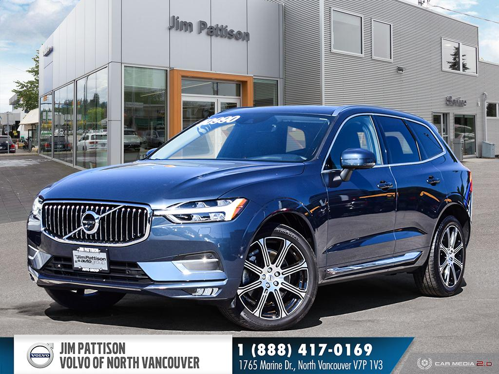 Pre-Owned 2019 Volvo XC60 T6 Inscription - LOCAL - NO ACCIDENTS