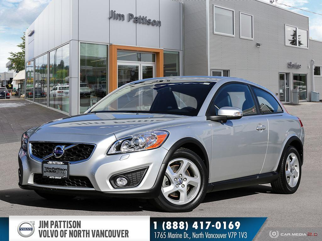 Pre-Owned 2012 Volvo C30 T5