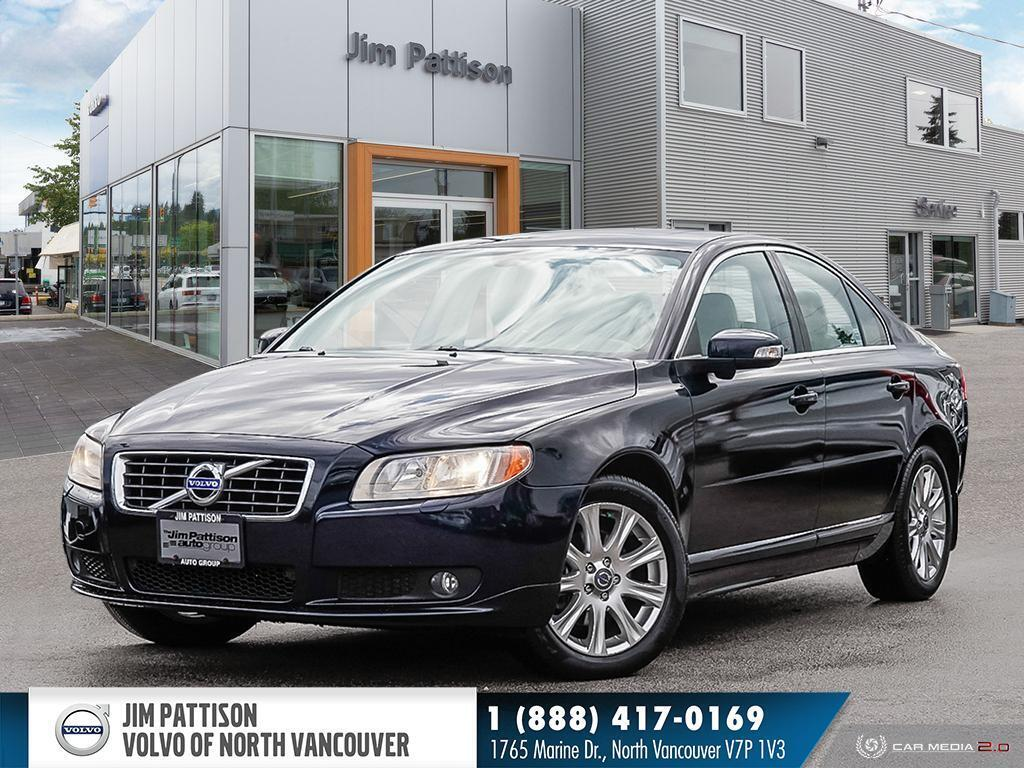 Pre-Owned 2011 Volvo S80 3.2 Level 1