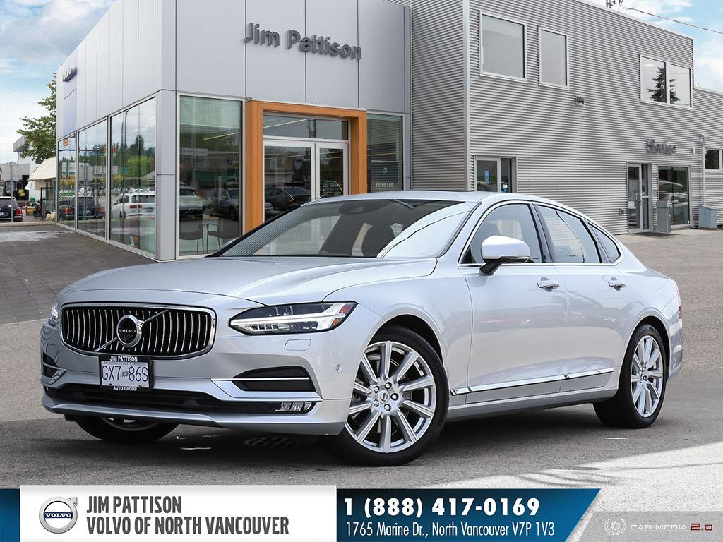 Pre-Owned 2017 Volvo S90 T6 AWD Inscription