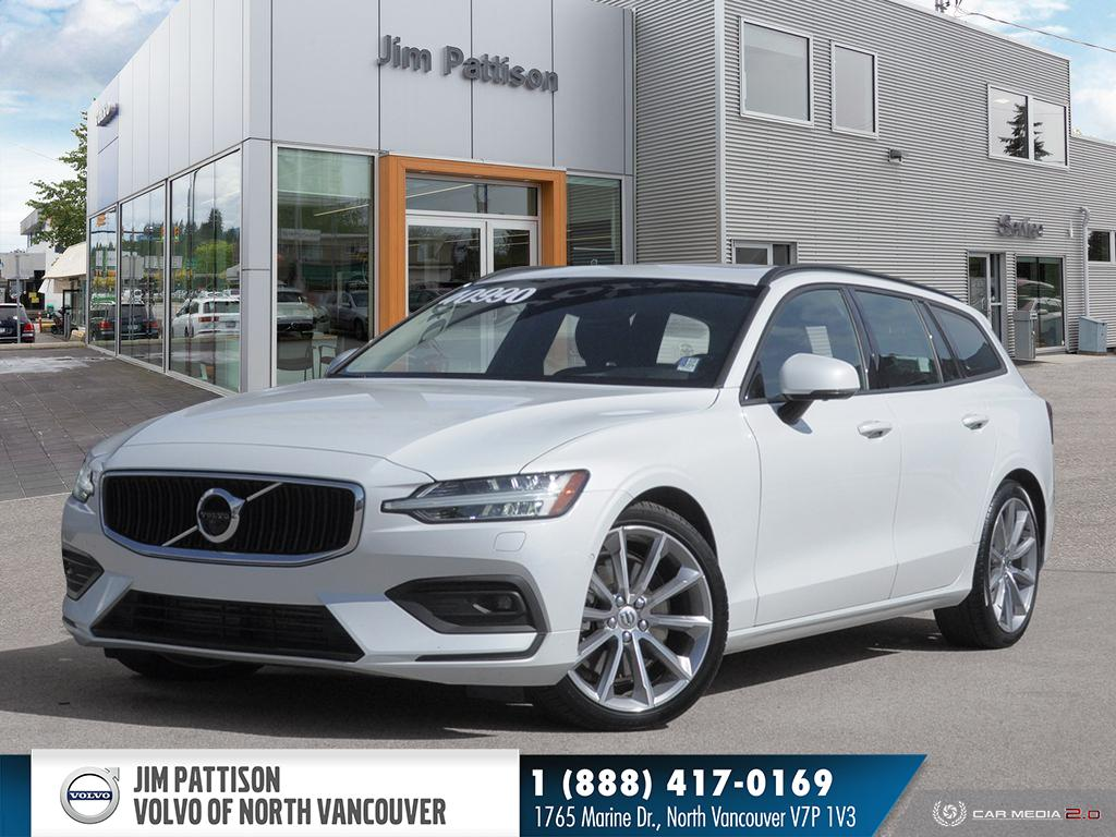Pre-Owned 2019 Volvo V60 Momentum - CERTIFIED - CAR PLAY
