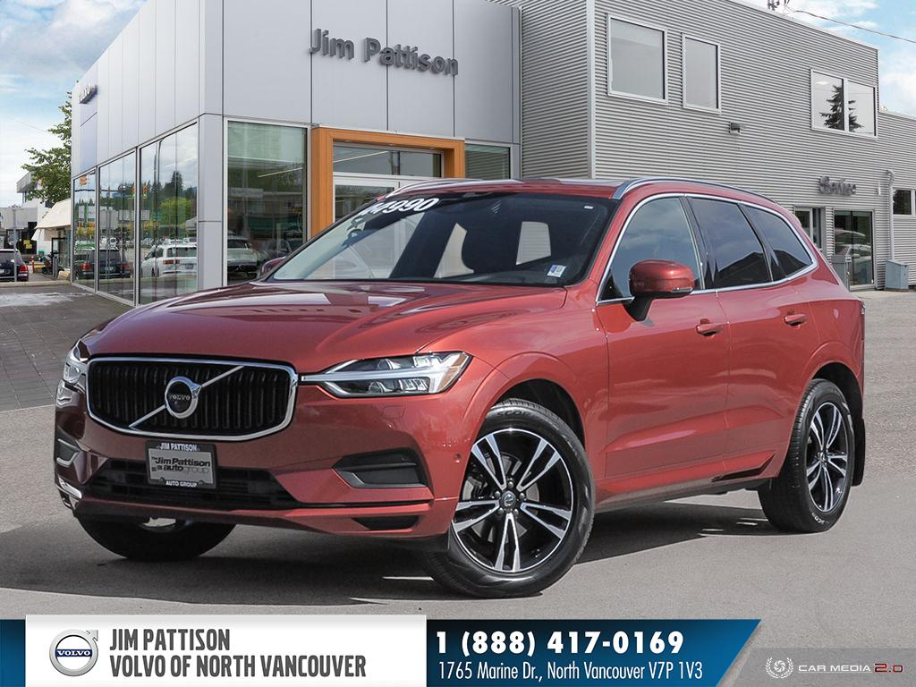 Pre-Owned 2018 Volvo XC60 Momentum, XC60 - 360 CAMERA - 2 SETS OF WHEELS - C
