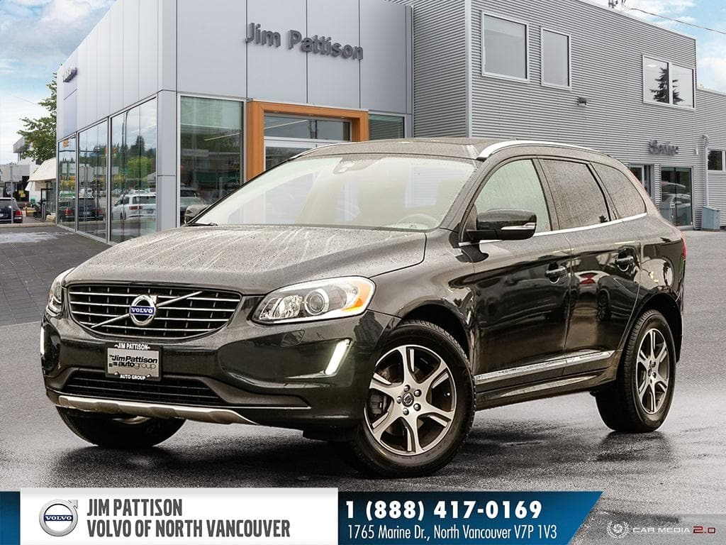 Pre-Owned 2015 Volvo XC60 T6 Premier plus (2015.5)