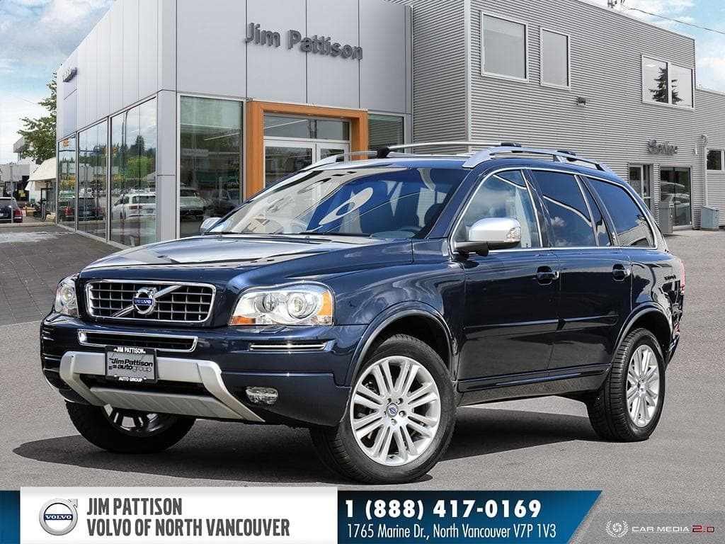 Pre-Owned 2014 Volvo XC90 3.2 AWD