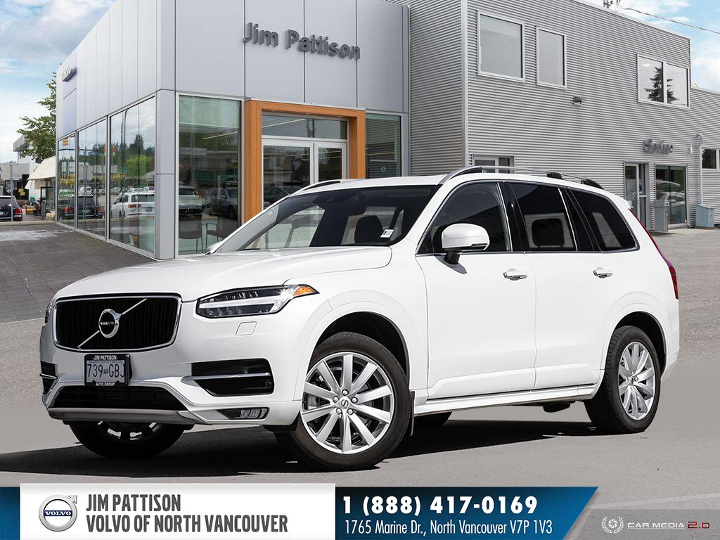 Certified Pre-Owned 2019 Volvo XC90 T6 - EXECUTIVE DEMO - HUGE SAVINGS - 0.9% OAC