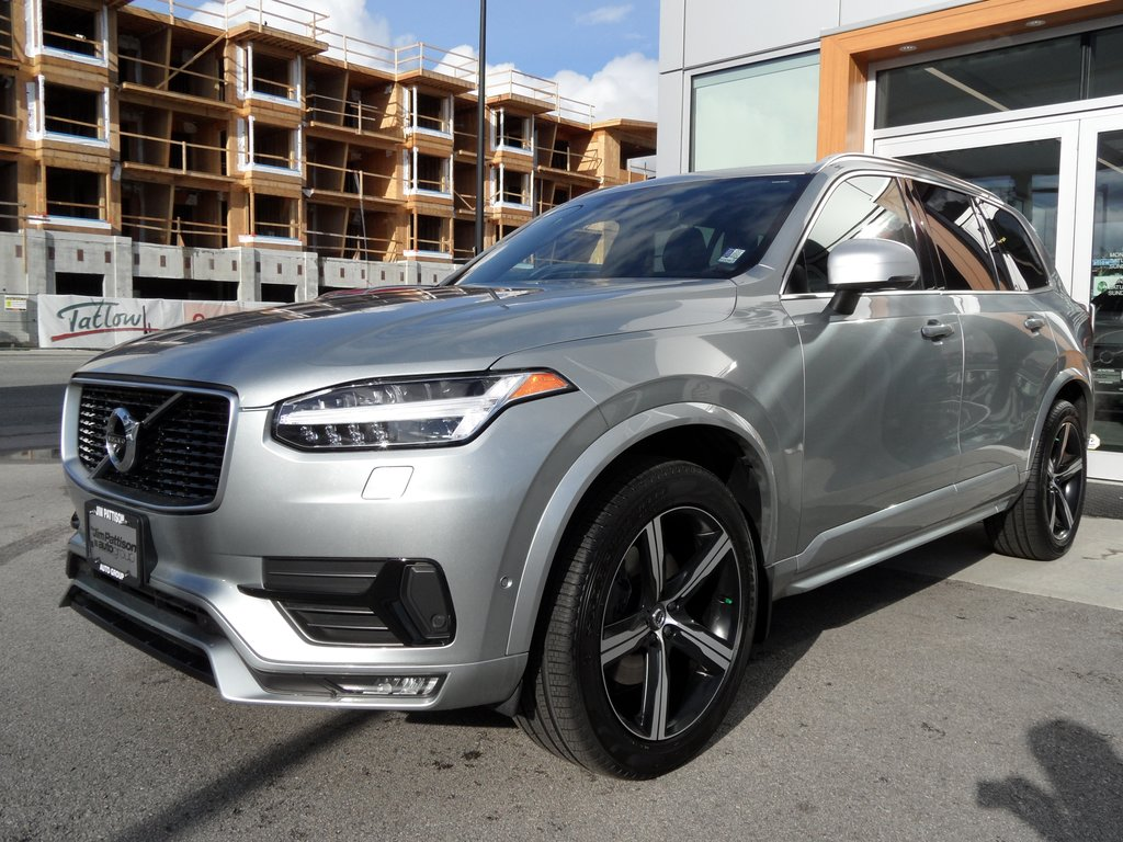 Pre-Owned 2016 Volvo XC90 T6 AWD R-Design