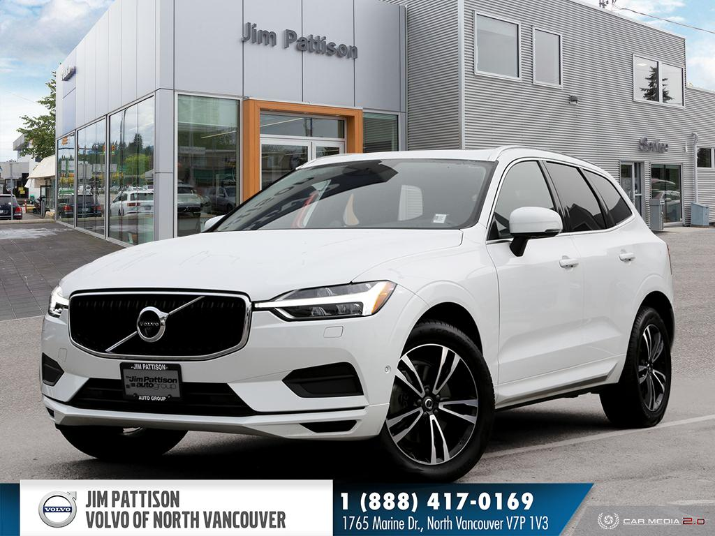 Pre-Owned 2018 Volvo XC60 T6 Momentum - LOCAL - ONE OWNER - NO ACCIDENTS - B