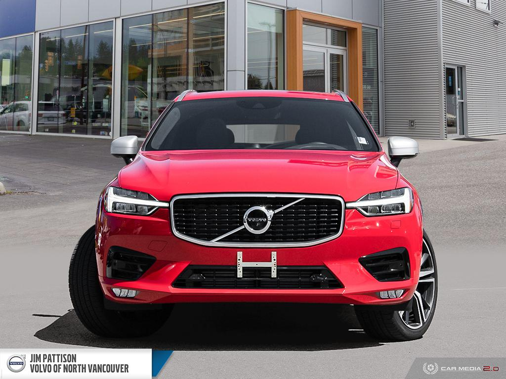 Pre-Owned 2019 Volvo XC60 T6 R-Design - EXECUTIVE DEMO - HUGE SAVINGS - 0.9%
