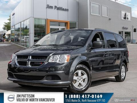 Pre-Owned 2012 Dodge Grand Caravan SE/SXT / Stow ?n Go seating
