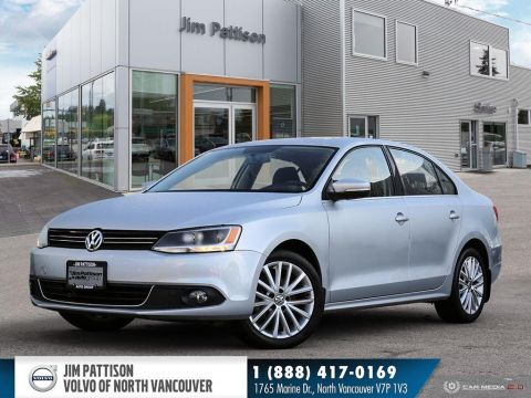 Pre-Owned 2012 Volkswagen Jetta 2.0 TDI Highline (A6)