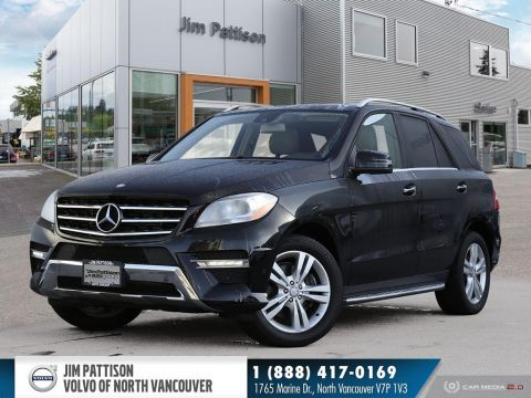 Pre-Owned 2012 Mercedes-Benz M-Class ML 350 BlueTEC