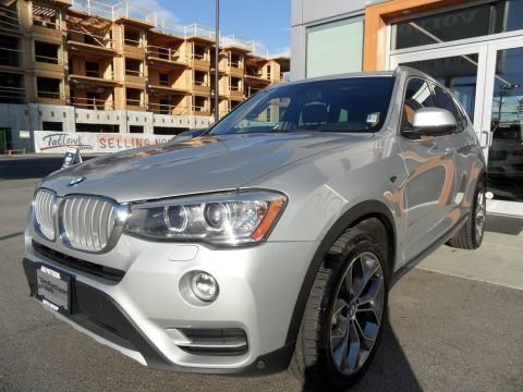 Pre-Owned 2015 BMW X3 xDrive28d / Premium Package Enhanced