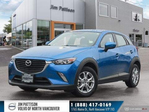 Pre-Owned 2016 Mazda CX-3 GS