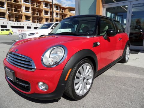 Pre-Owned 2012 MINI Cooper Sport and Comfort Packages