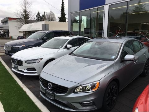 New 2018 Volvo S60 T5 AWD Dynamic / MY2018 CLEAROUT!