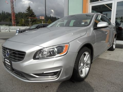 Pre-Owned 2015 Volvo S60 T5 AWD Premier Plus / BLIS (Blind Spot)