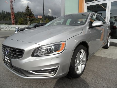 Pre-Owned 2015 Volvo S60 T5 Premier Plus