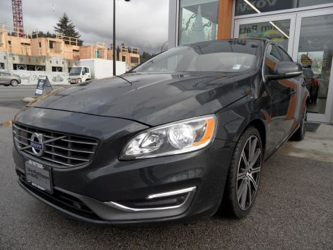 Pre-Owned 2015 Volvo S60 T6 AWD Premier Plus