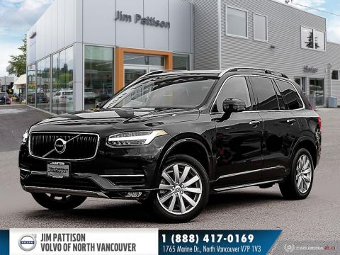 Pre-Owned 2017 Volvo XC90 T5 AWD Momentum 7P
