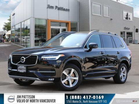 Pre-Owned 2017 Volvo XC90 T5 AWD Momentum
