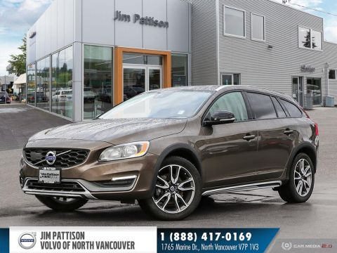 Pre-Owned 2016 Volvo V60 Cross Country T5 AWD Premier
