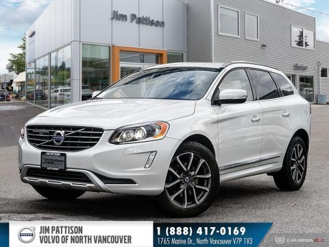 Pre-Owned 2016 Volvo XC60 T5 Special Edition Premier
