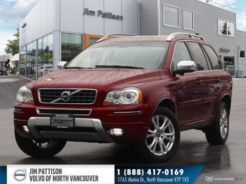 Pre-Owned 2013 Volvo XC90 3.2 AWD Premier Plus