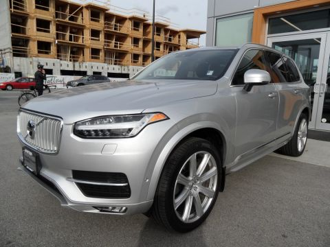 Pre-Owned 2017 Volvo XC90 T6 AWD Inscription