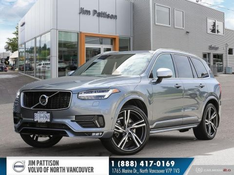 Pre-Owned 2019 Volvo XC90 T6 AWD R-Design